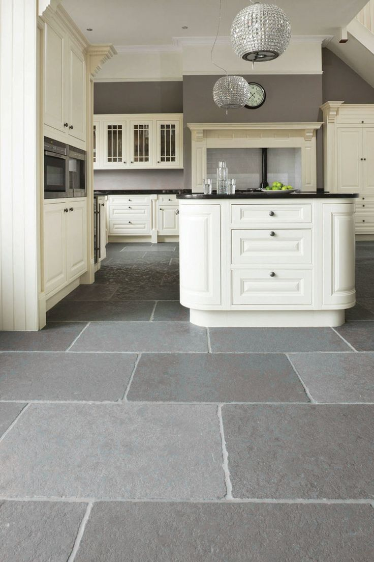 Grey limestone floor tiles for hallway flooring atlanta taj grey brushed limestone is a beautiful worn and textured indian limestone used to create flagstone flooring that looks centuries old dailygadgetfo Images