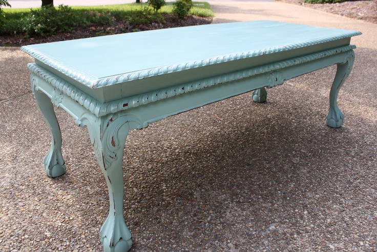 1000 Images About Distressed Coffee Table On Pinterest Turquoise Vintage Coffee Tables And
