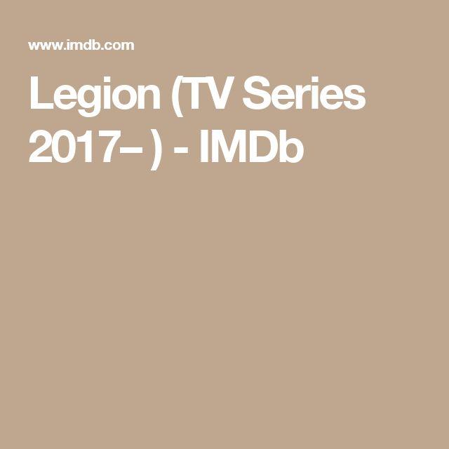 Legion (TV Series 2017– ) - IMDb