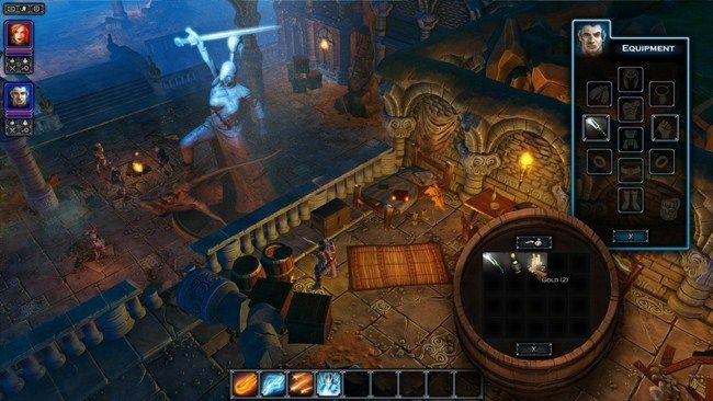 Divinity: Original Sin - Larian Studios E3 2012 Developer Presentation Video