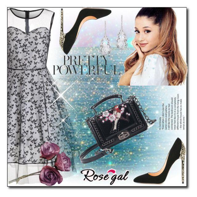 Rosegal-Mesh Dress   Mesh dress, Polyvore, Dresses