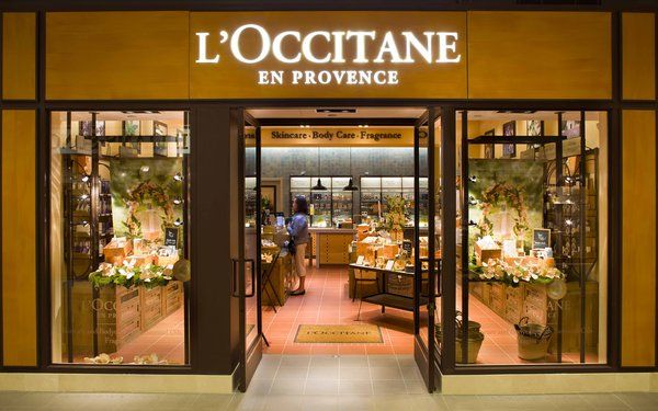 L'occitane en Provence.  I have some of these products but they are luxury, dream items
