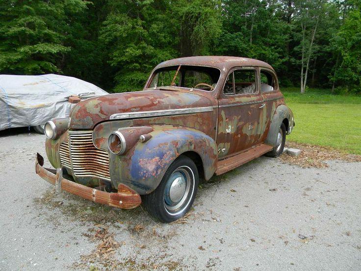1940 chevrolet special deluxe 2 door sedan rusty car for 1940 chevrolet 2 door sedan
