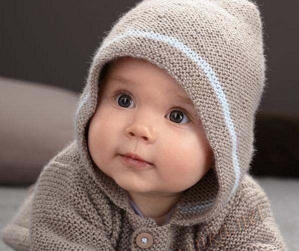 Как связать крючком детский костюм о т 1 до 3 месяцев
