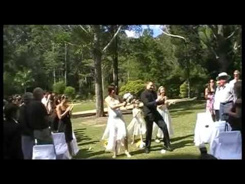Remember it's your wedding, do it how you want it....  ;) Love this... Funniest Wedding Dance Entrance -Best Ever! Phil + Elinas Hilarious