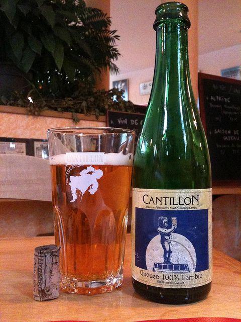 Belgian #beer #Cantillon #Gueuze http://wonderfulwanderings.com/belgian-beer-cantillon/