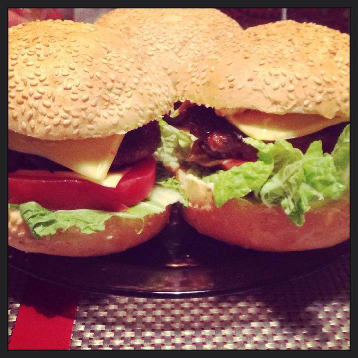 Рецепт Домашние бургеры с фото | Кулинарный блог Wafli.net