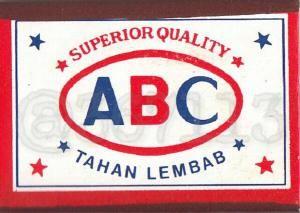 *superior quality* ABC *tahan lembab*
