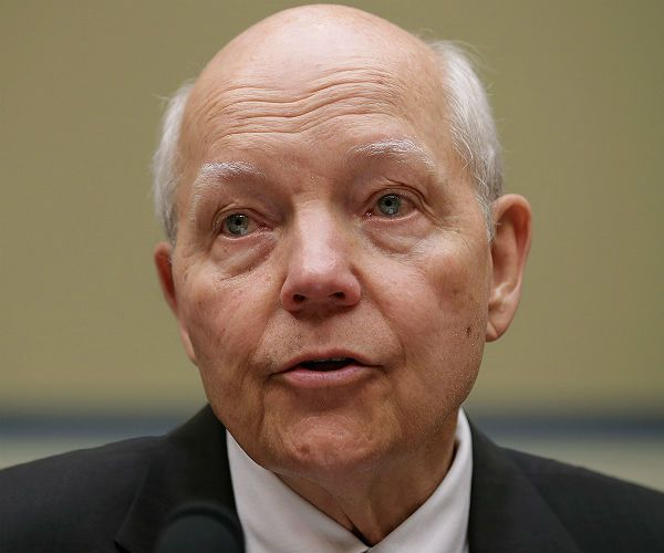 10-27-2015  Image: Top House Panel Wants IRS Chief John Koskinen Impeached