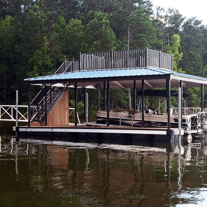 Wahoo Aluminum Docks Specializes In Boat Docks   Floating Docks. An  Aluminum Dock Manufacturer,