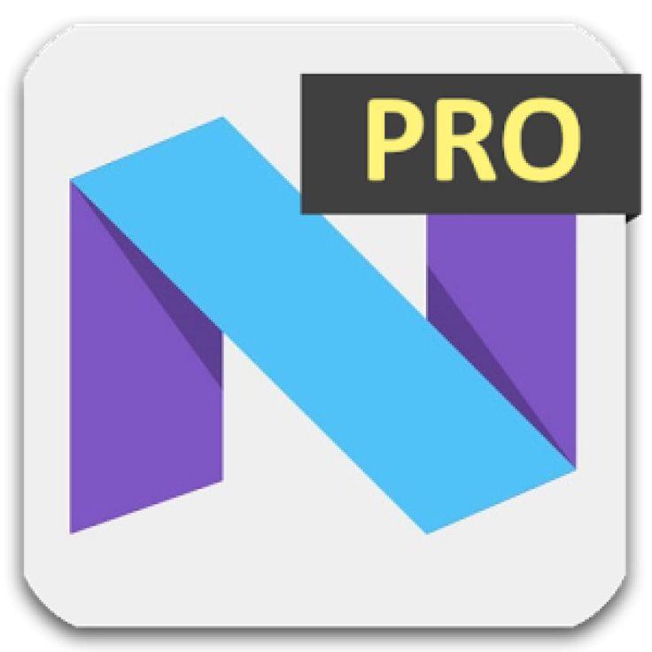 Nougat Icon Pack PRO Full Apk