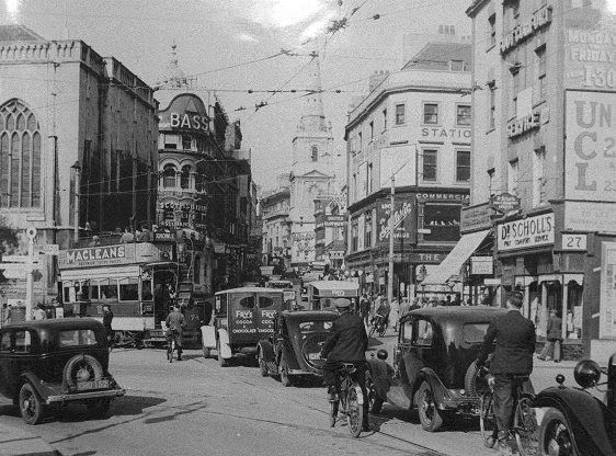 And the most common surname in Bristol in 1939 was...life in the city on eve of WWII revealed