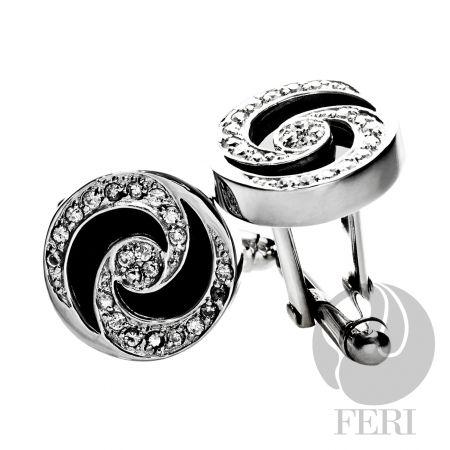 Spiral Cufflinks $ 365.00