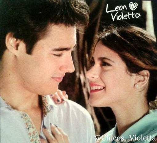 ~<3 León y Violetta <3~