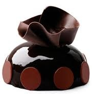 chocolade mousse taart bijenkorf
