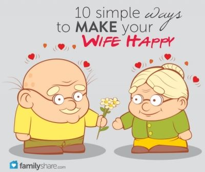 Showing love to your wife every day -  love doesn't mean five-star restaurants or tropical island getaways. It's the simple things that matter most.