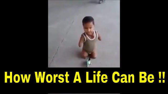 How Worst A Life Can Be !! Viral Videos