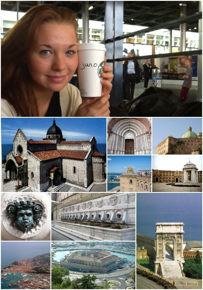 History Gal goes to Ancona | Short trip to Italy!