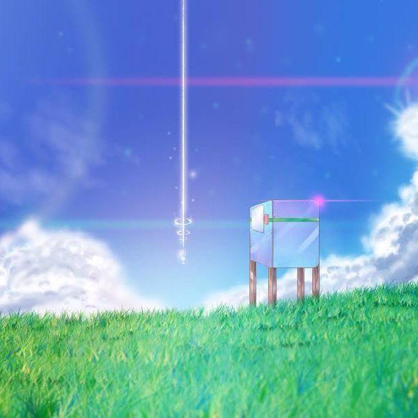 Padang rumpuh hijau sungguh menyegarkan #Art #Artwork #Landscape #Background #Anime #Study #DigitalArt #DigitalPainting #Sky #March #2016 #Heroz #120