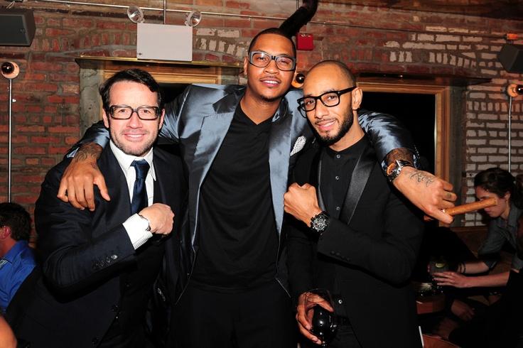 Audemars Piguet celebrates Carmelo Anthony's 28th Birthday