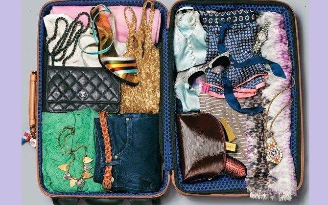 La valigia perfetta in crociera: 10 consigli per non sbagliare
