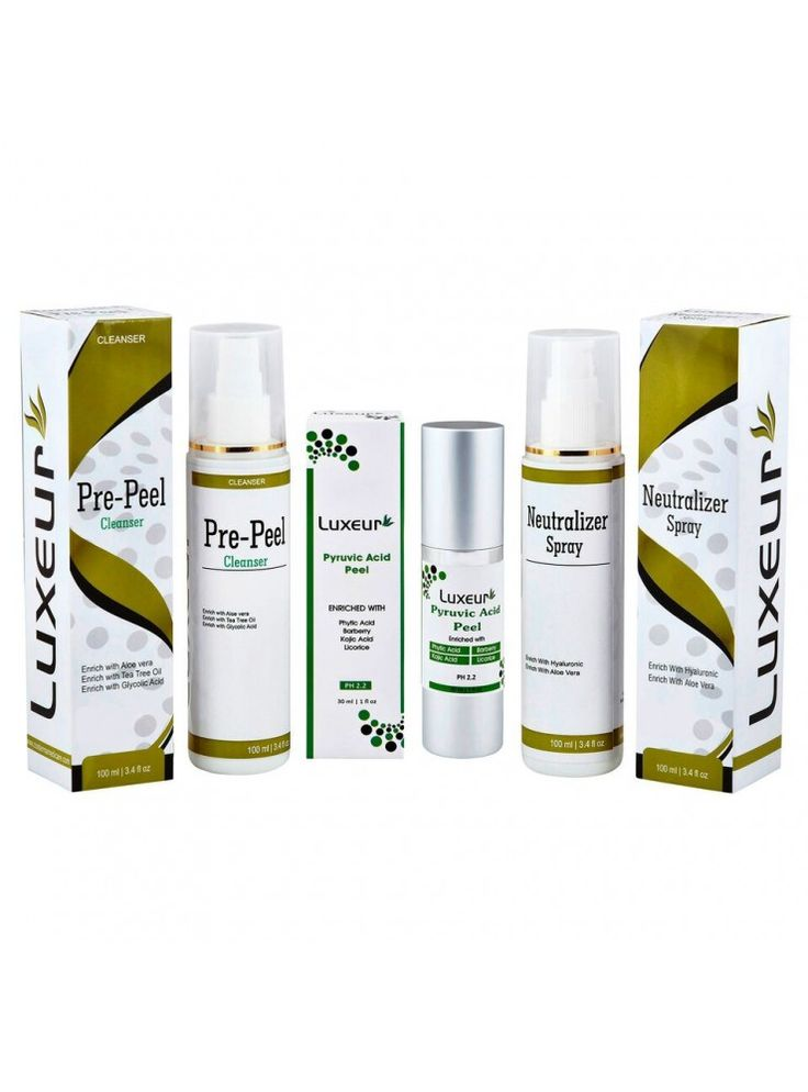 Pyruvic Acid with Phytic Lactic Acne Melasma Full Kit