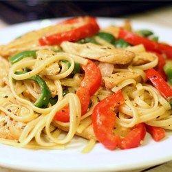 Cajun Chicken Pasta Allrecipes.com