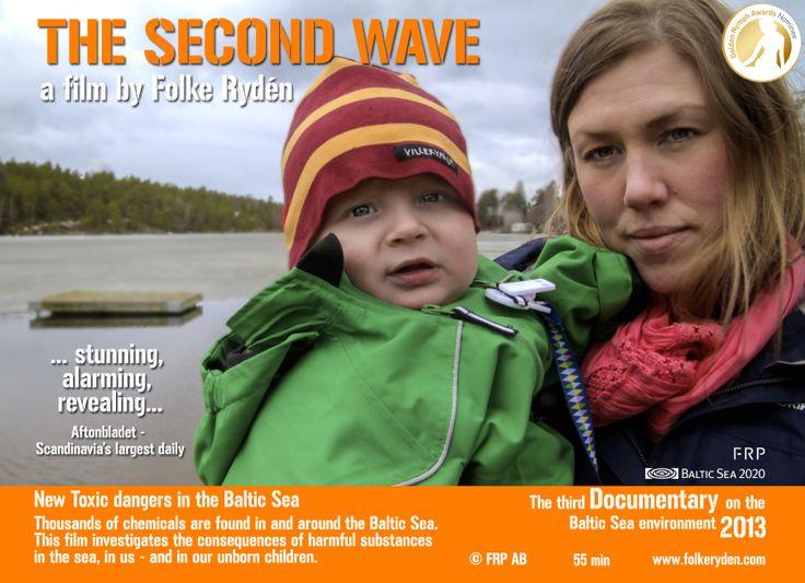 """""""The Second Wave"""" Best Documentary #Nominee - #Sweden - #GoldenNymph - Folke Ryden Production Nommé dans la catégorie Meilleur Grand Reportage pour les Nymphes d'or"""