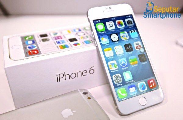 Harga HP iPhone 6 Terbaru dan Spesifikasi Lengkap [Update