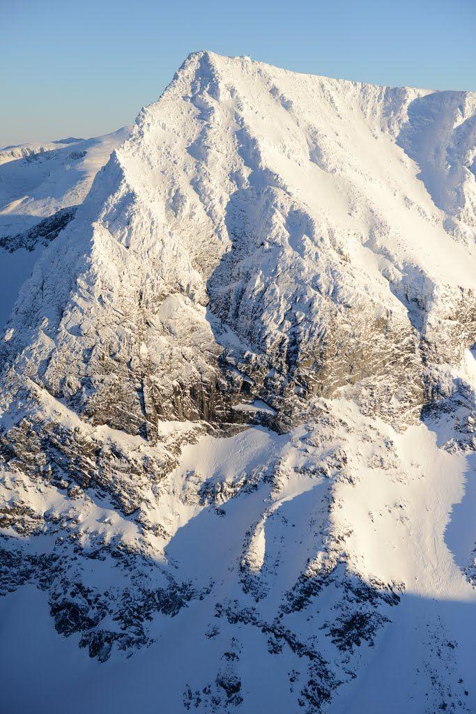 Galdhøpiggen, Jotunheimen, Norway