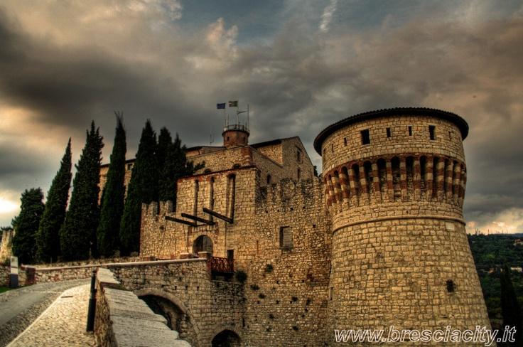 Castello di Brescia (Italy)