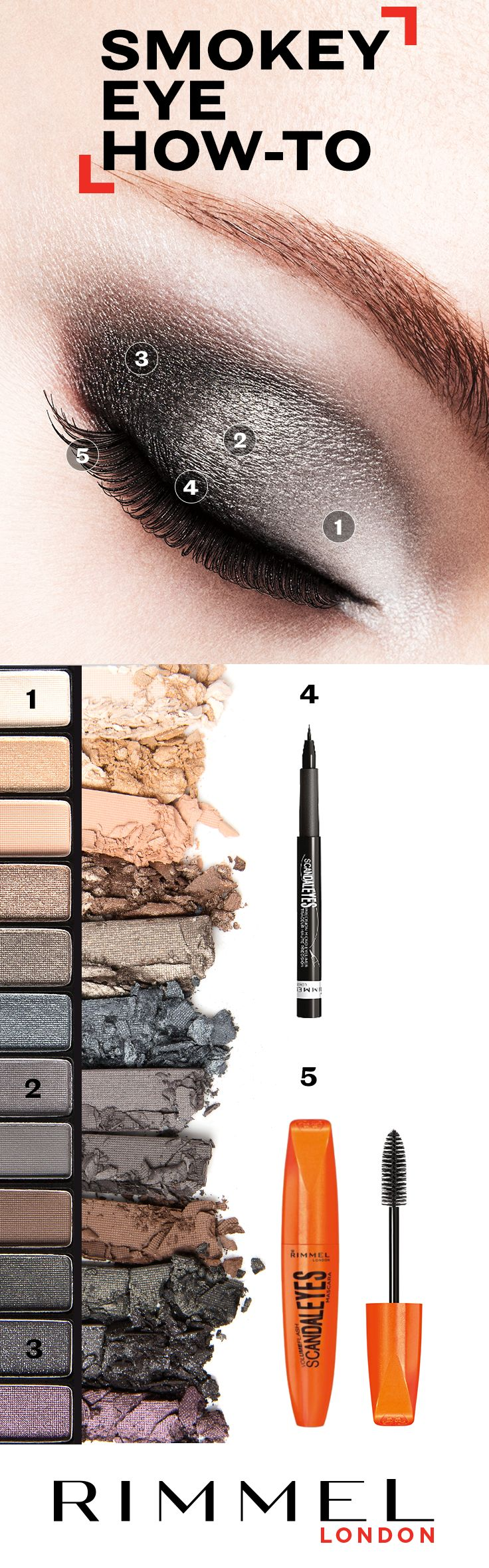 best smokey eye tutorial