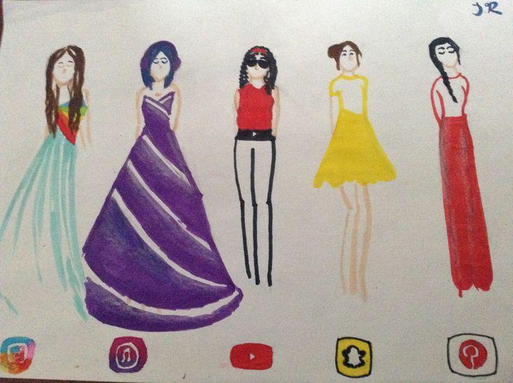 The social webs