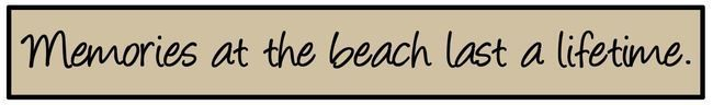 Wooden Signs Company, LLC - Memories at the beach last a lifetime by CreateYourWoodSign.com, $129.90 (http://www.createyourwoodsign.com/memories-at-the-beach-last-a-lifetime-by-createyourwoodsign-com/)