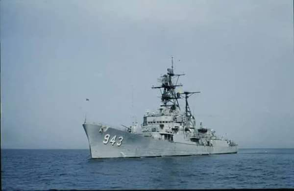 My second ship, the USS Blandy (DD-943), was part of the planned US Embassy Hostage Rescue Team in the Persian Gulf, in 1979