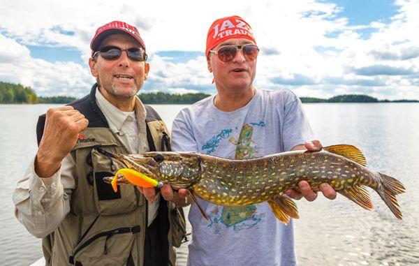 Суоми. Осенняя рыбалка в Озёрном крае. Часть IV #fishing #Finland