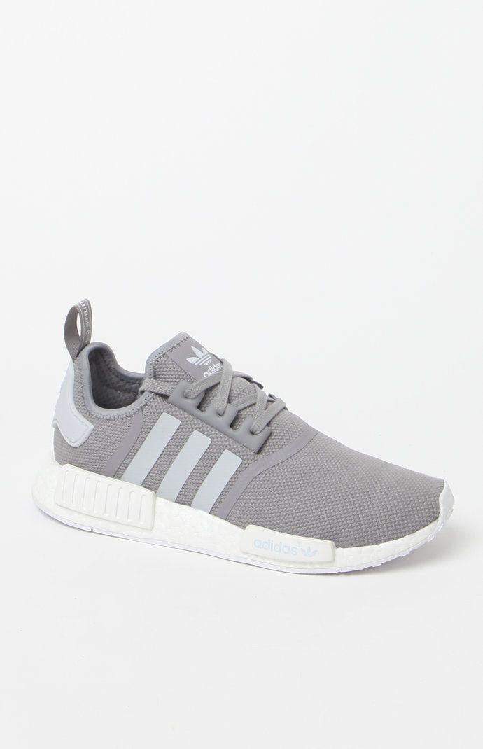 NMD_R1 Grey & White Shoes https://twitter.com/gmingsefefmn/status/903140170853003264