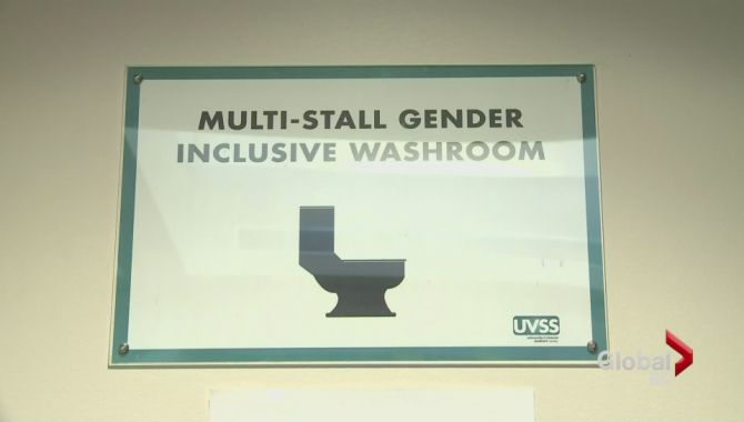 Motion passes for genderless bathrooms in Vancouver schools - BC | Globalnews.ca