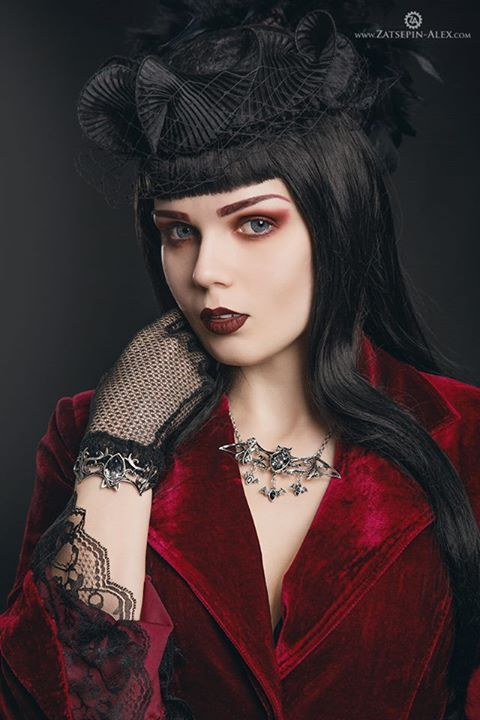 Model: Elisanth Photo by Zatsepin Alex Outfit by... - Gothic and Amazing