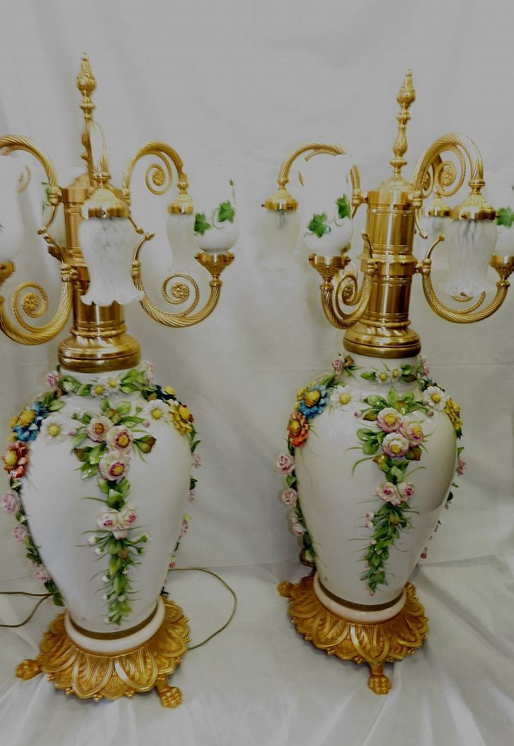 235 Best Images About Capodimonte Italian Porcelain On