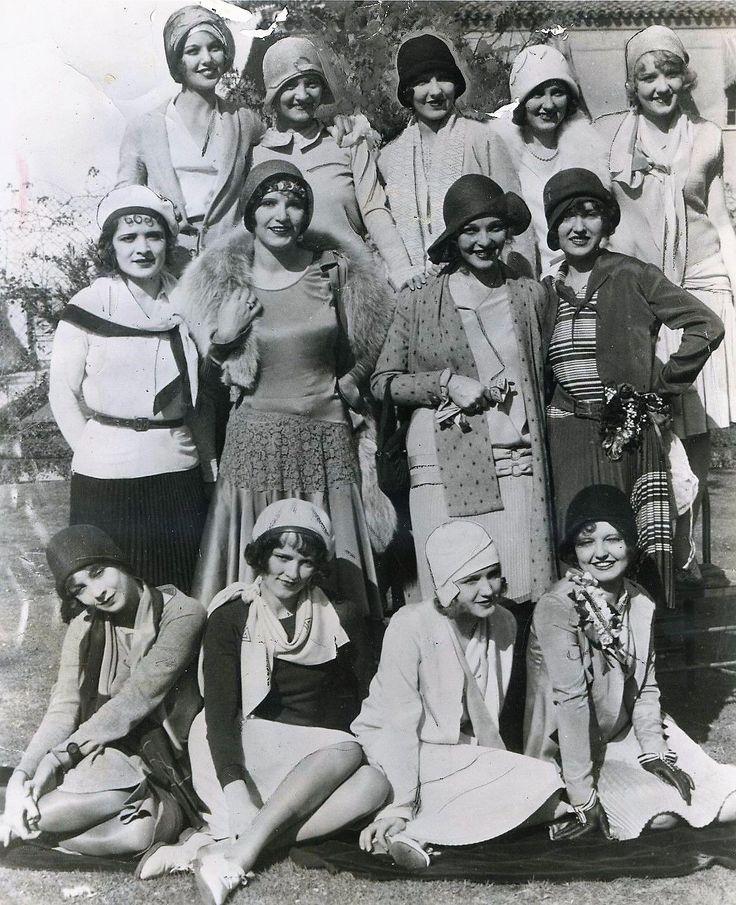 Wampas baby stars of 1929 From Left to right- Loretta Young, Josephine Dunn, Jean Arthur, Doris Hill, Anita Page, Mona Rico, Betty Boyd, Sally Blane, Ethlyn Claire, Helen Twelvetrees, Caryl Lincoln,...