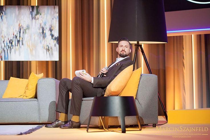 Marcin Prokop podczas WIOSENNEJ RAMÓWKI TVN 2017 Więcej zdjęć na http://szajnfeld.pl/wiosenna-ramowka-tvn-2017/