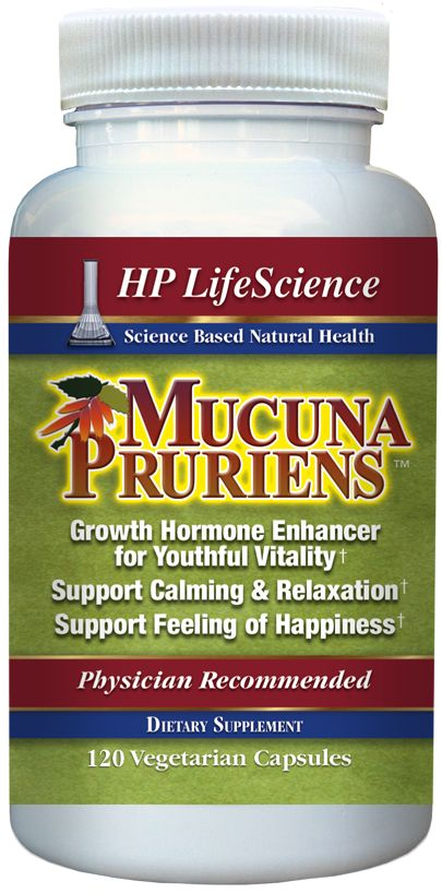 Mucuna pruriens safety