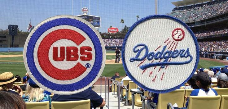Who's going to the #Cubs vs #Dodgers Game tomorrow? If not, come watch it here Silvios BBQ in #HermosaBeach #CubsPub #BrazilianBBQ #Baseball