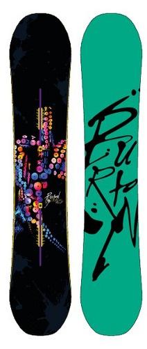 Burton Deja Vu Women's Snowboards -- Bob's Chalet Ski & Snowboard Online Store