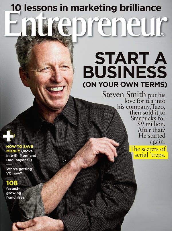Entrepreneur Magazine | February 2012 |   Being a entrepreneur is state of mind!