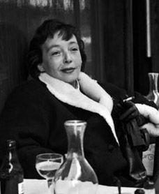 Robert Doisneau Rapho / Other Images; Marguerite Duras