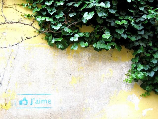 Locmaria. fb on the walls. by Medieval Karl, via Flickr