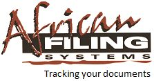 """Tracking your documents.  """"Branding"""" each retrieval file with a different image makes African Filing's system much more user friendly.    The Leopard (Ingwe); Buffalo (Inyathi); Lion (Ibhubesi); Rhino (Ubhejane); Elephant (Indlovu); Zebra (Idube); Giraffe (Indlulamithi) and the Secretary Bird are represented on our unique files.  The Baobab Tree represents the Master File - a truly African tree."""
