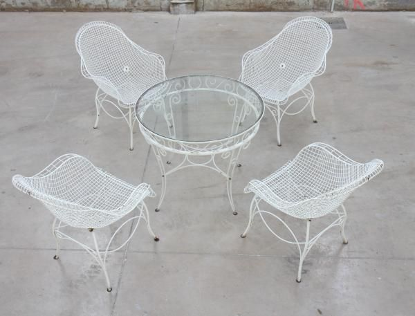25 best ideas about table ronde on pinterest table ronde design table ronde cuisine and - Table jardin fer forge ronde caen ...